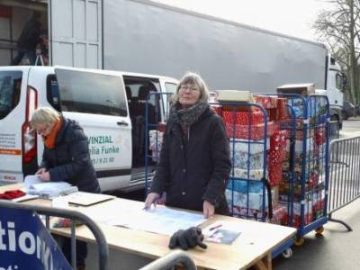 Aktion kleiner Prinz in Beelen  -